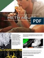 Methamphetamine Abuse Brochure