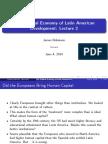 Los Andes Lecture2