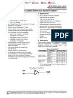 datasheet_TL082 pdf | Amplifier | Operational Amplifier
