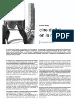 El Cine Digital en La Mira