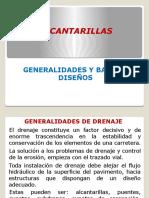 8 ALCANTARILLAS
