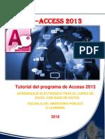 Access Escuela 2013 - Sesión 04 y 05