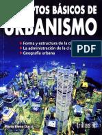 Conceptos Básicos de Urbanismo - María Elena Ducci