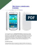 Trucos Samsung