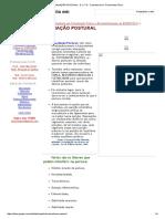 AVALIAÇÃO POSTURAL - E L I T E - Consultoria Em Treinamento Físico