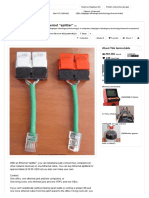 How-To Make Your Own Ethernet _splitter_ - All