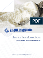 Texture Transformations, Gransil VX-418 Ice Cream Repair (3)