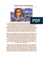 A Menina Dos Fósforos - Hans Christian Andersen