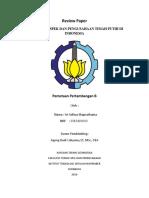 Potensi, Prospek Dan Pengusahaan Timah Putih Di Indonesia