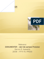 produksi dokumenter