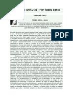 Elevação ao GRAU 33 by Tadeu Bahia.pdf