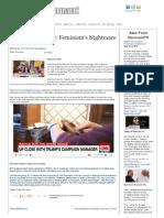 The Remnant Newspaper - Kellyanne Conway- Feminism's Nightmare
