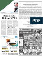 20150518 Iklan Tribun Kaltim Untuk Kegiatan Amdal Jalan Koridor