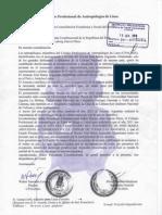 Alan, Carta Del CPALIMA008