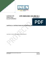 INEN Cpe_inen Nec Hm_26 4 Estructuras de Hormigon Armado