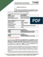 01. Memoria Descriptiva Santa Anaquerojamananocucalla y Pillao