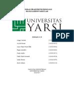 Laporan Praktikum Fisiologi 1