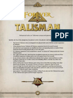 Forever Talisman 1.70