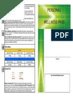 Personal WellnessPass