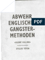 Against English Gangster Methods  Abwehr Englischer Ganngster Methoden
