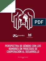 7 Perspectiva de Genero Con Los Hombres en-procesos de Cooperacion Al Desarrollo