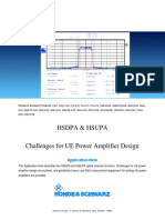 HSDPA - Challenges for UE Power Amplifier Design_1MA84_1e