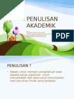 Penulisan Akademik