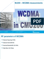 Training for Viettel WCDMA HSDPA