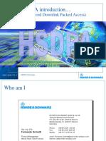 HSDPA Technology