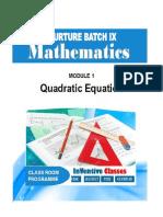 CLASS IX FREE STUDY MATERIAL