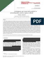 Abarkeli 2001 #a Critique of Devpl - Conserv Policies