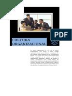 57763599 Cultura Organizacional