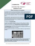 Clinical Scenarios Nov'15