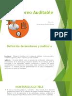 Monitoreo Auditable Y Auditoria Electrica