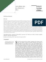 Processos de Democracia Direta - Rolf Rauschenbach
