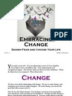 Embracing Change eBook