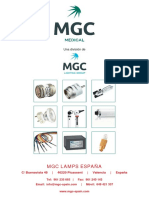 Catalogo Medico (MGC Lighting Group) V5