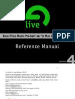 Ableton Live 4 Manual Es