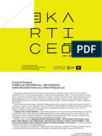 ACTOPOLIS Beograd Programske Kartice Final