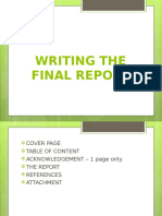 TW final report.ppt