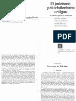 Simon & Benoit - El Judaísmo y el Cristianismo antiguo - Parte I, caps. III-VI (1972).pdf