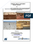 Final EIA Project Report for Block 10a