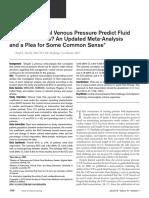 PVC y Respuesta a Volumen CCM 2013
