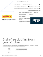 Stain-free clothing from your Kitchen - Nilon's.pdf
