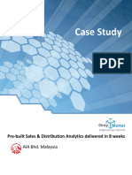 Pentaho Dashboard Services Case Study of AIA Bhd Malaysia