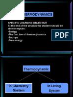 Thermodinamics