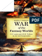 War of the Fantasy Worlds_ C.S. Lewis and J.R.R. Tolkien on Art and Imagination-Praeger (2009)