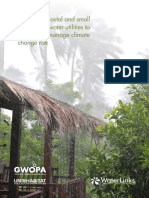 Climate Change Toolkit (WaterLinks, Gwopa, UN)