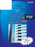 Alupex Fire Rated Acp Panles