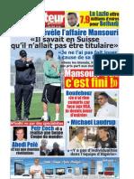 LE BUTEUR PDF du 26/06/2010